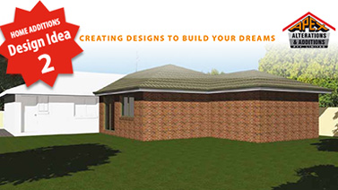 House Extensions Design Idea 2